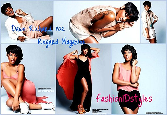 Dawn Richard for Regard Magazine