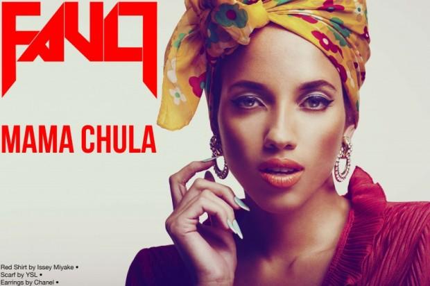 FAULT Fashion mama chula