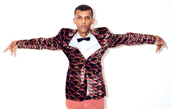 Stromae lance sa ligne de vêtements