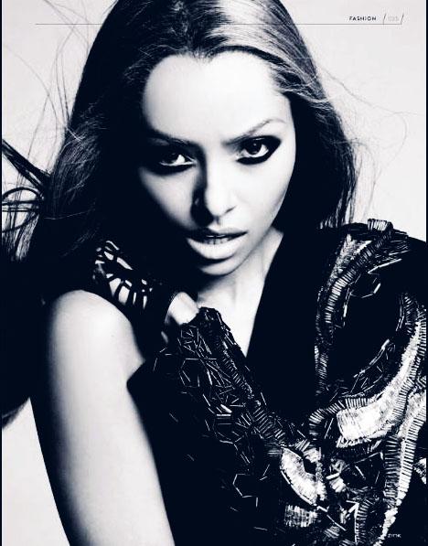 Kat Graham pour Z! Nk Magazine (Août 2013)