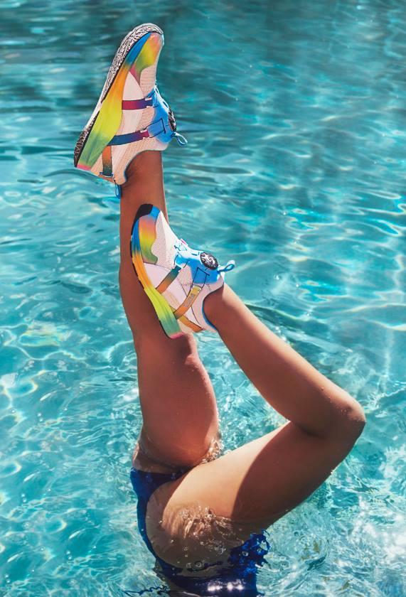 Solange Knowles pour puma
