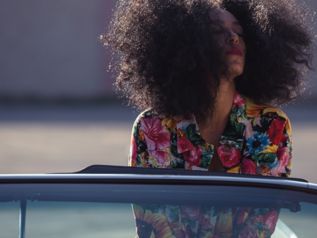 Solange Knowles by Michael Craft for Puma.