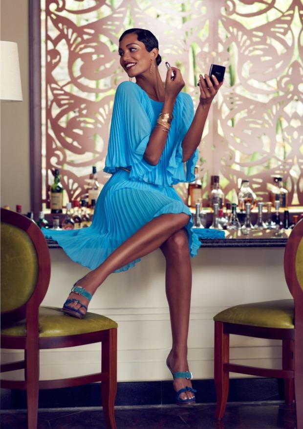Chantal Kammermann Pour Cocoon Magazine Canalisation Josephine Baker