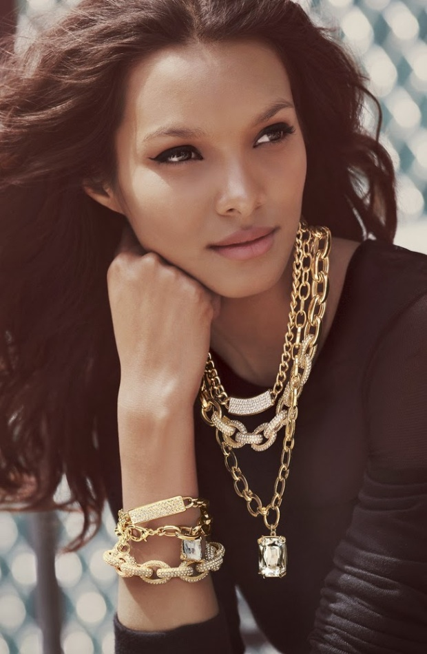 Lais Ribeiro for Nordstrom