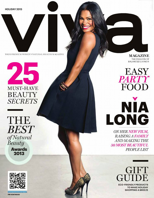 Nia Long | VIVA Magazine (vacances 2013)