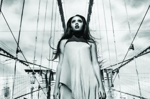 Angela Simmons pour Uptown Magazine 2014