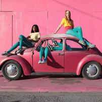"""Collection """"Girls of Blaze"""" par Solange Knowles pour PUMA"""