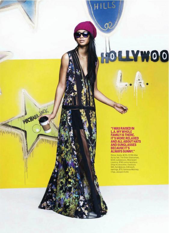 Chanel_Iman_Cosmopolitan_USA_-_March_2014