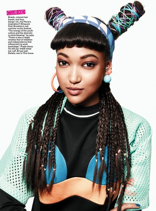 Nur Hellman Teen Vogue Mars 2014