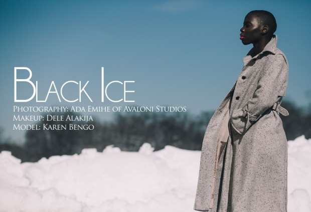 """Karen Bengo """"Black Ice"""""""
