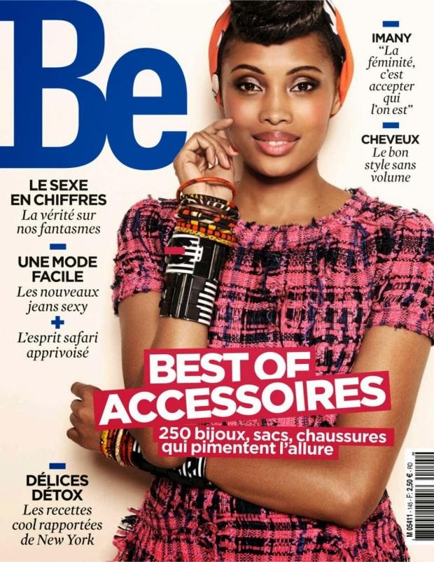 Imany - Be Magazine France April 2014_01_1