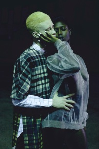 Jodie Smith & Shaun Ross by Naomi Shon