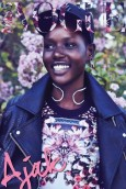 Ajak Deng Covers Miss Vogue Australia