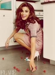 Eva Mendes Flare Magazine, mai 2014