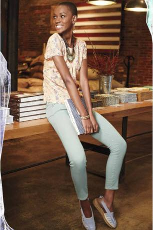 Herieth Paul Pour Anthropologie Printemps 2014 catalogue