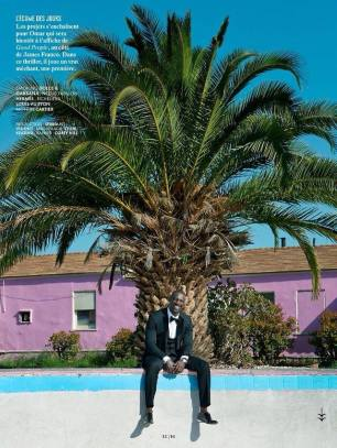 Omar Sy for Vanity Fair France, juin 2014