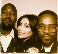 Le mariage de Kim Kardashian et Kanye West