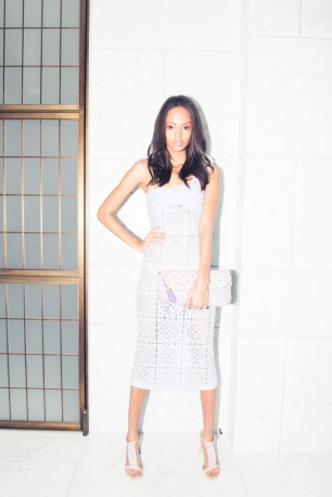 Malaika Firth - The Coveteur, April 2014