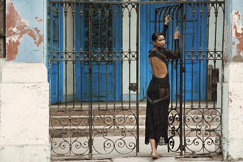 Chanel Iman in Harper's Bazaar Russia June 2014