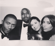 Photos du mariage de Kim & Kanye West ▿▴▿ Just Married