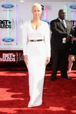 Amber Rose at the BET AWARDS