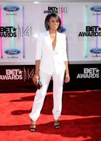 Regina Hall attends the BET AWARDS '14