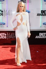 Paris Hilton at the BET AWARDS :: Michael Costello