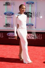Eva Marcille at the BET AWARDS '14