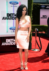 Bria Murphy BET Awards 2014