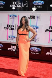 Kenya Moore BET Awards 2014