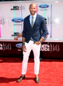 Stephen Bishop BETAwards2014.