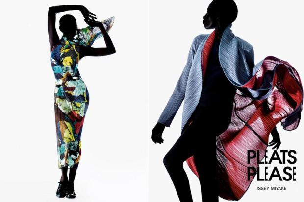Issey Miyake Fall Winter 2013 Campaign