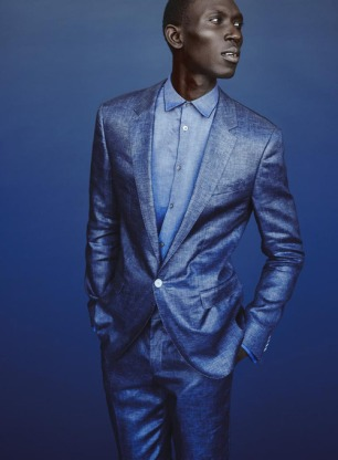 'Blue Note' Armando Cabral - by Billy Kidd for Details Magazine May 2014