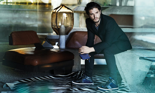 Kit Harington jimmy choo