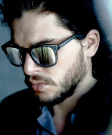 Kit Harington For Jimmy Choo AW14 campaign