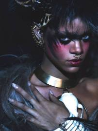 Rihanna Cover for W magazine September issue