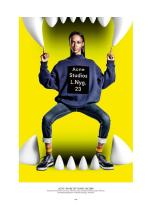 Riley Montana for KaDeWe Magazine Electric Bloom Fall/Winter 2014