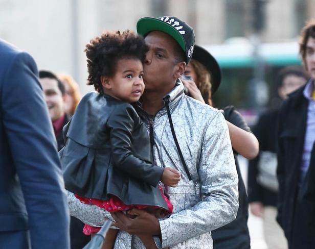 Beyoncé et Jay-Z au Musée du Louvres