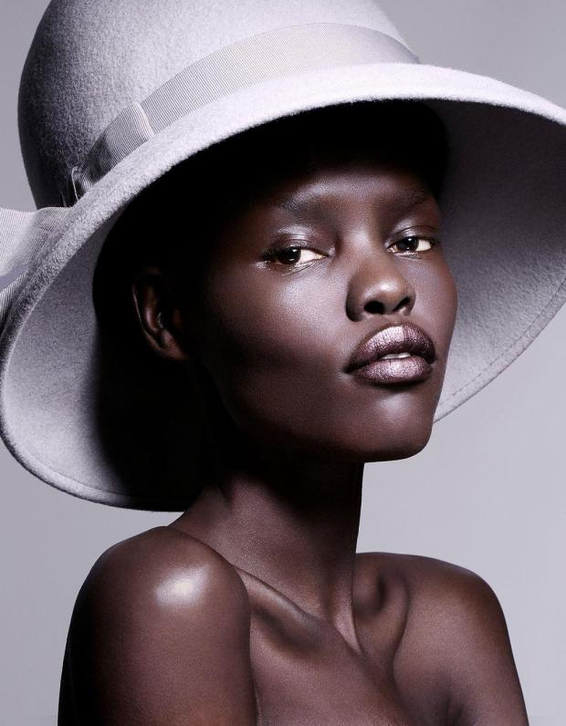 Grace Bol by Karina Twiss for Madame Figaro November 2014.