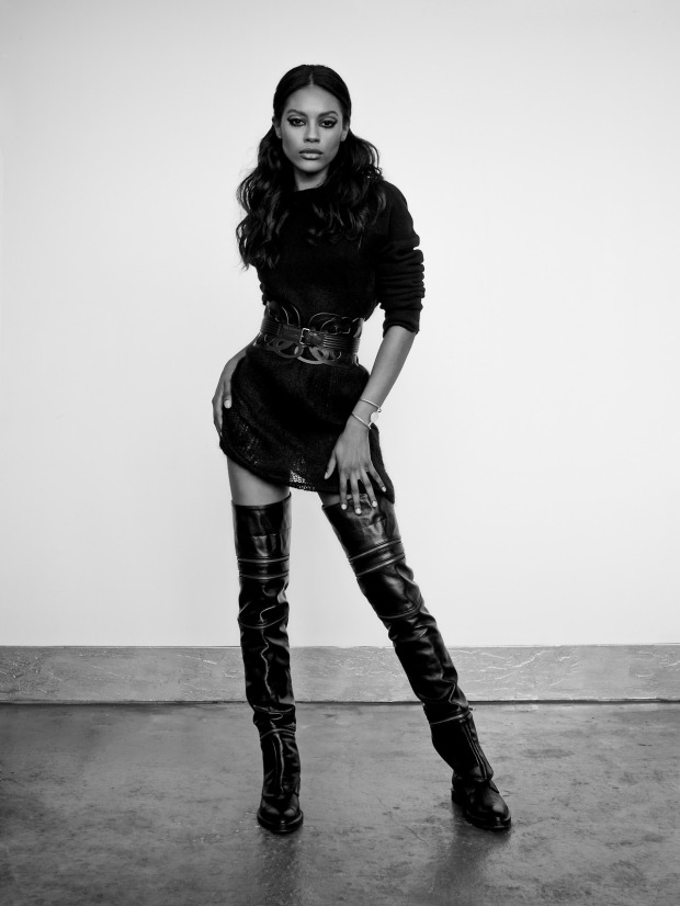 Sharam Diniz by Patrick Ibanez for Ubikwist Magazine