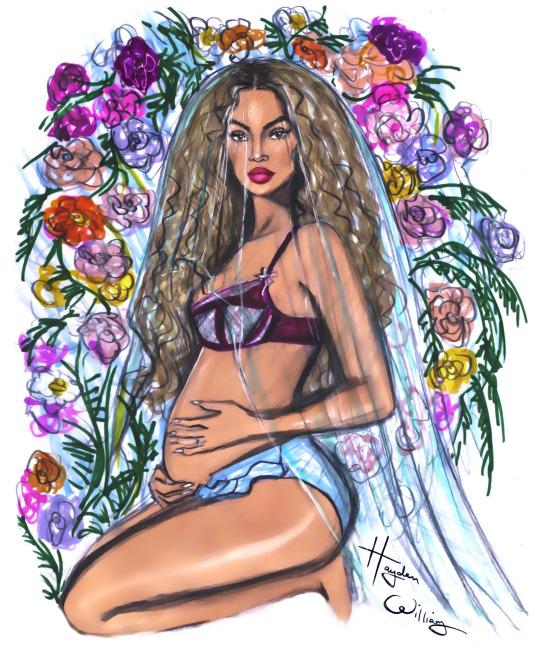 beyoncé enceinte, jumeaux
