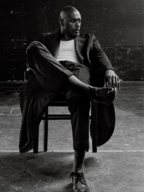 Idris elba for Craig McDean