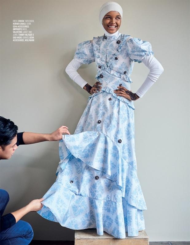 Halima Aden for Vogue Arabia - April 2017 80