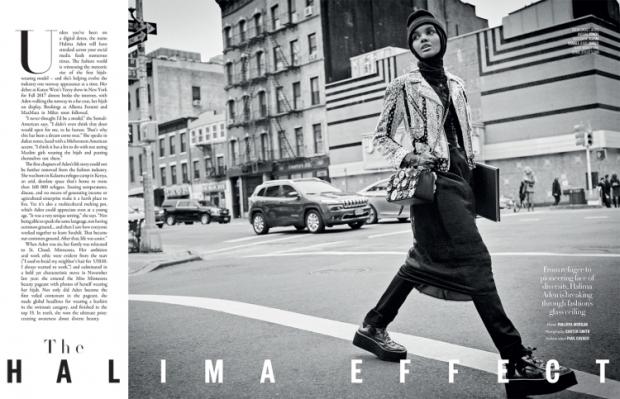 Halima Aden for Vogue Arabia - April 2017 8_1280