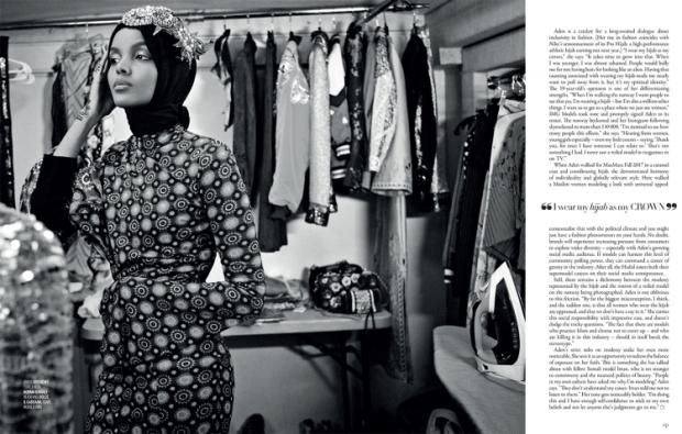 Halima Aden for Vogue Arabia - April 2017 _1280